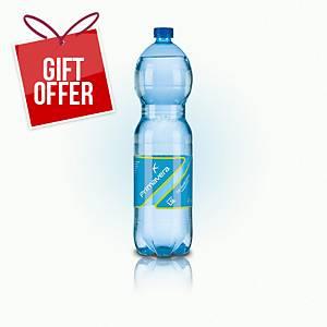 Primavera Sparkling Mineral Water, 1.5l, 6pcs