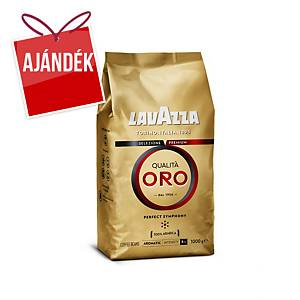 Lavazza Qualita Oro szemes kávé, 1 kg