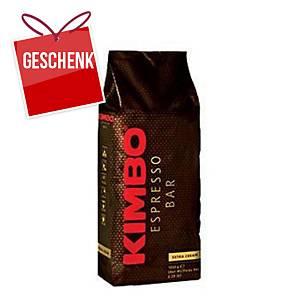 Kimbo Bar Extra Cream Bohnenkaffee, 1kg