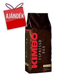 Kimbo Bar Extra Cream kávé 1Kg