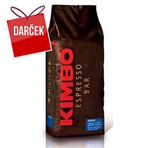 Zrnková káva Kimbo Bar Extreme, 1 kg