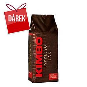 Zrnková káva Kimbo Bar Unique, 1 kg