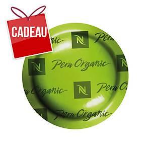 NESPRESSO Peru Organic, paq. de 50 capsules