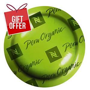 Nespresso Peru Organic - Box of 50 Coffee Capsules