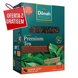 Herbata liściasta DILMAH Premium, 100 g