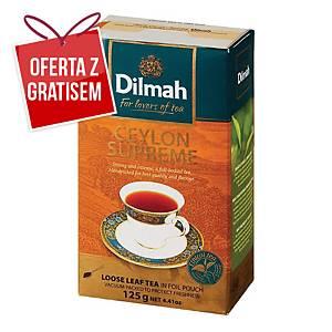 Herbata liściasta DILMAH Ceylon Supreme, 125 g