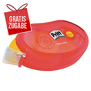 Kleberoller Pritt ZCGNB, Einweg, ablösbar 10mx8,4mm