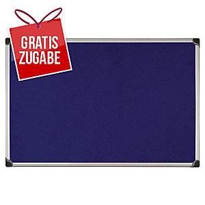 Textiltafel Bi-Silque FA0343170, Maße: 90 x 60cm, blau