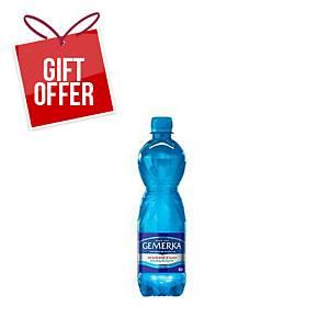 Gemerka Sparkling Mineral Water, Magnesium&Calcium, 0.5l, 12pcs