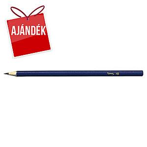Lyreco ceruza HB, nem lakkozott, 12 darab/csomag