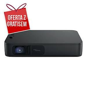 Projektor multimedialny mobilny Full HD 1080p OPTOMA LH160 z akumulatorem*