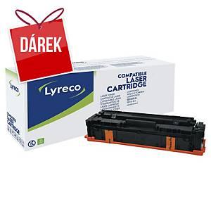 LYRECO kompatibilní laserový toner HP 203X (CF540X) černý