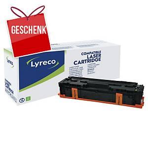 LYRECO kompatibler Lasertoner HP 203X (CF542X) gelb