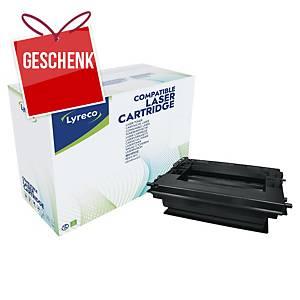 LYRECO kompatibler Lasertoner HP 37X (CF237X) schwarz
