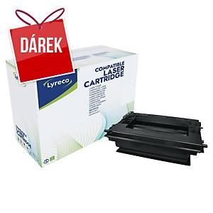 LYRECO kompatibilní laserový toner HP 37X (CF237X) černý