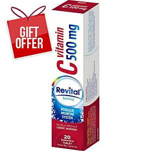 REVITAL VITAMIN C 500MG