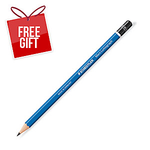 STAEDTLER Mars Lumograph 100 Pencil 2B - Box of 12