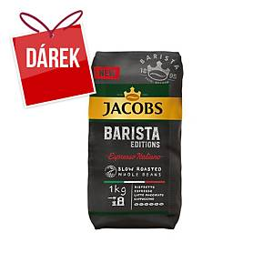 Zrnková káva Jacobs Barista Espresso Italiano, 1 kg