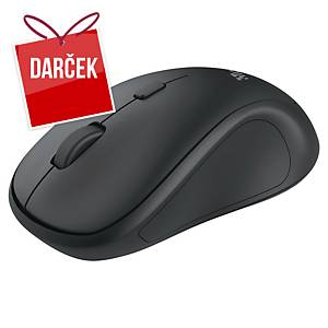 Bezdrôtová optická myš Trust TM-250, čierna