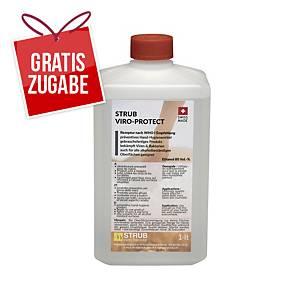 Desinfektionsmittel STRUB VIRO-PROTECT Euroflasche, 1l