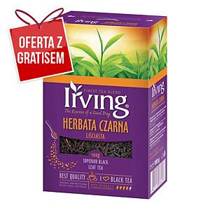 IRVING herbata czarna liściasta 100 g