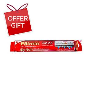 3M Filtrete Air Cleaning Filter Roll 15  X72