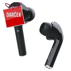 Bezdrôtové slúchadlá Trust Nika Touch, Bluetooth, čierne