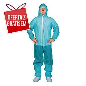 Kombinezon OXYLINE KPP30, niebieski, rozmiar XL