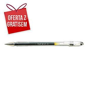 Długopis żelowy PILOT G-1, czarny