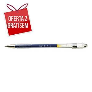 Długopis żelowy PILOT G-1, niebieski