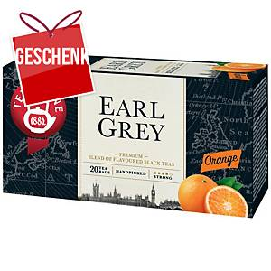 Teekanne Earl Grey Orange