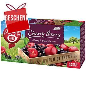 Teekanne Wof Kirsche Berry