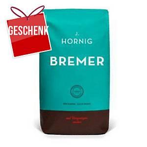 Hornig Bremer Premium-Bohnenkaffee, 500 g