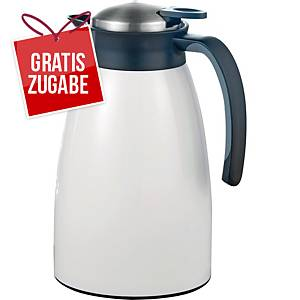 Thermoskanne Glace 1,5 Liter, weiss