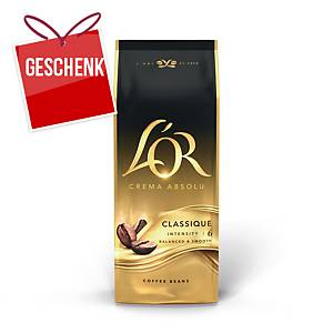 L'or Absolut Bohnenkaffee 1 kg
