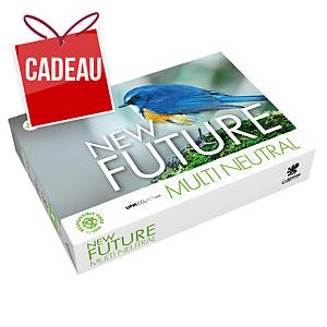 Papier à copier New Future Multi Neutral A4, 80 g/m2, blanc, pqt de 500 feuilles