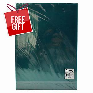 Usign L Shape File Holder A4 Green