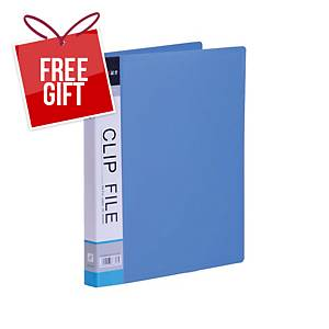 Usign 301A PP Clip File A4 - Blue