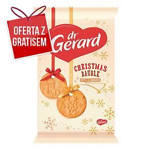 Ciastka DR GERARD Christmas Bauble Jabłkowe, 157 g