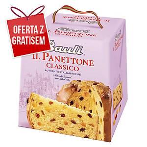 Ciasto BAULI Panettone Classico, 750 g