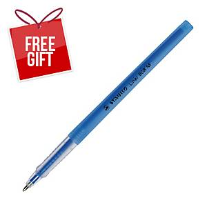 Stabilo Liner 808 Ball Pen 1.0mm Blue