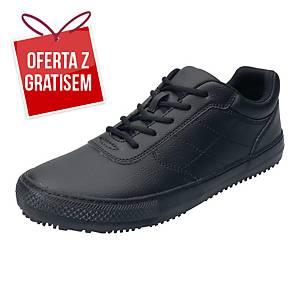 Półbuty BATA PANTHER OB SRC, czarne, rozmiar 43