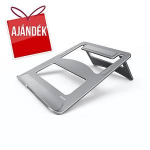 Hama Aluminium összecsukható laptopállvány, max. 15,4