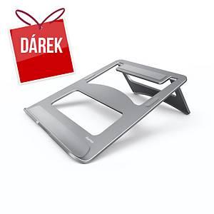 Skládací stojan na notebook Hama Aluminium, max. 15,4
