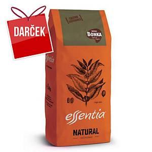 Prémiová zrnková káva Bonka Essentia Natural, 1 kg