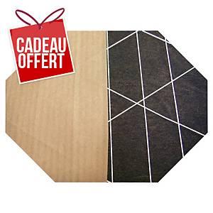 Pochette kraft armé Gascofil 162 x 229 - 130 g - siliconée - par 50