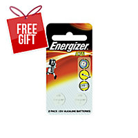 ENERGIZER SPECIALTY A76 BATTERY - PACK OF 2