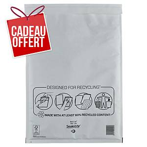 Pochette matelassée bulles d air Sealed Air Mail Lite - 300 x 440 mm - par 50