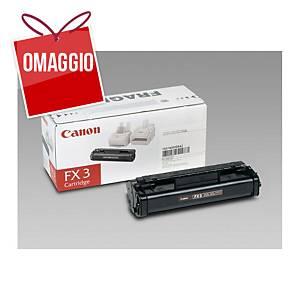 Toner fax Canon FX3 1557A003 nero