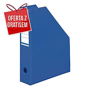 Pojemnik ELBA ścięty 70 mm, niebieski